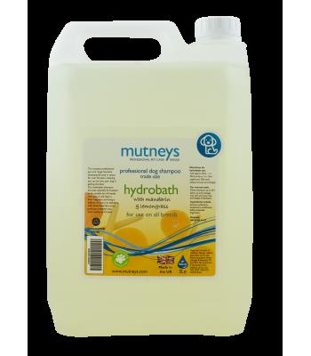 Sampon 30:1 Mutneys Hydrobath  – Mandarin & Lemongrass