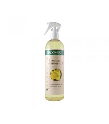 Groomers Coat Conditioning Spray with Evening Primrose Oil - 500ml