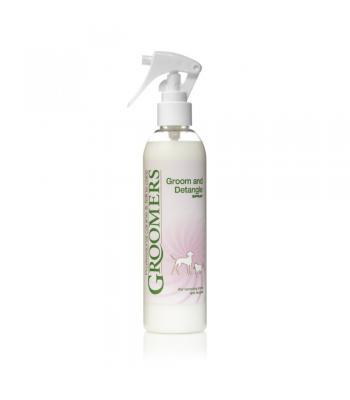 Groomers Intensive Groom and Detangle Spray