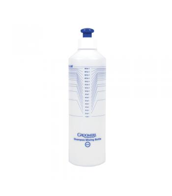 Groomers Calibrated Mixing Bottle 500ml